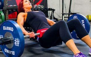 Barbell Hip Thrust: come eseguirlo correttamente