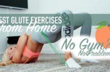 Esercizi per i glutei da fare a casa