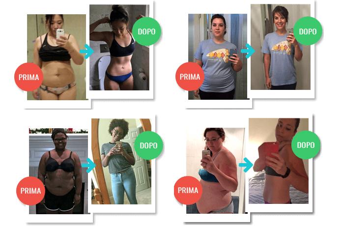 La dieta 2 settimane: testimonials